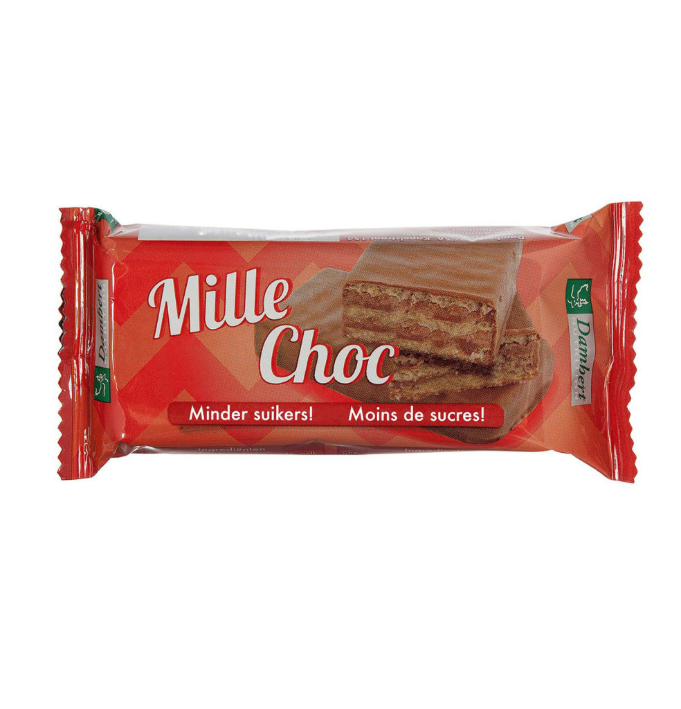 Less Sugar Mille Chocolate
